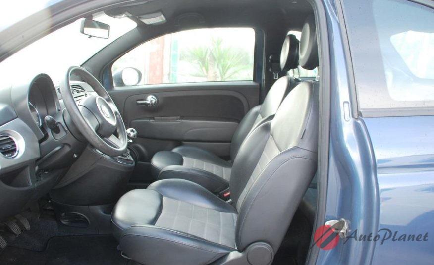 FIAT 500 TWIN AIR