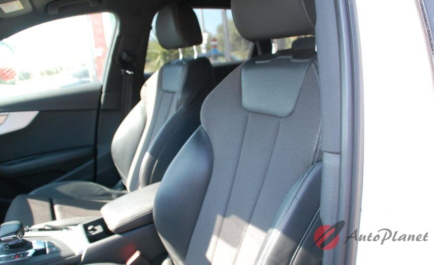 AUDI A4 AVANT 2.0 150 CV S TRONIC S-LINE